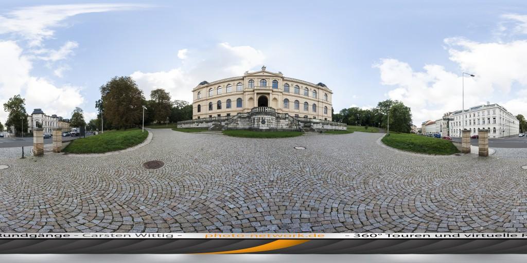 360° Tour • Lindenaumuseum Altenburg