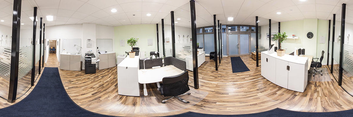 Coworking Leipzig / Bürogemeinschaft