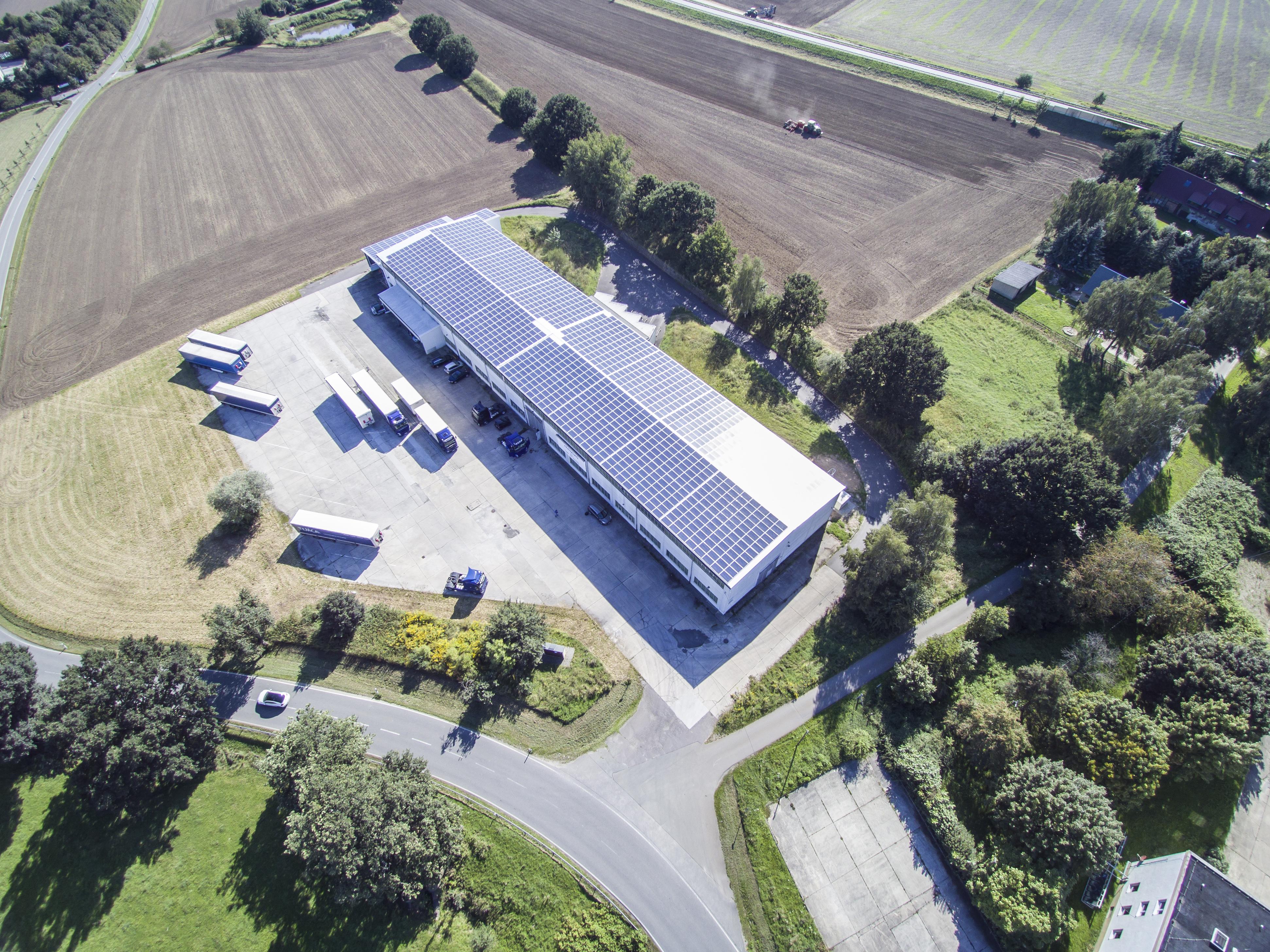 Drohnenflug und Luftaufnahmen Altenburger Land