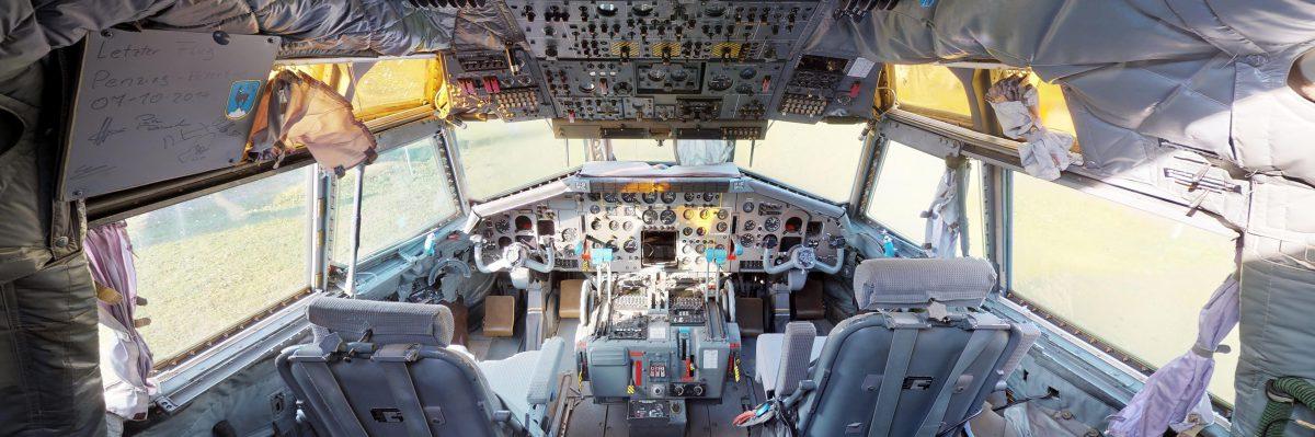 Flugwelt-Altenburg-Nobitz-eV-Transall-C-160